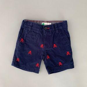 VGUC - Mini Boden Chino Shorts - 4Y